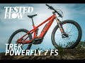 Tested: Trek Powerfly 7 FS e-bike - Flow Mountain Bike