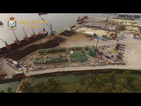 Corruzione al Porto di Augusta: in manette noto ingegnere siracusano