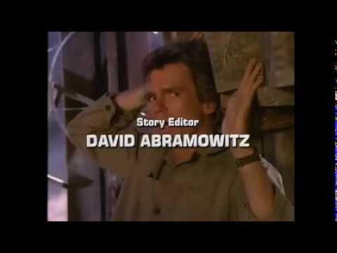 MacGyver Season 1 Closing Credits