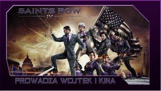 Zagrajmy w: Saints Row IV #10 - Ja Robot /w Wojtek