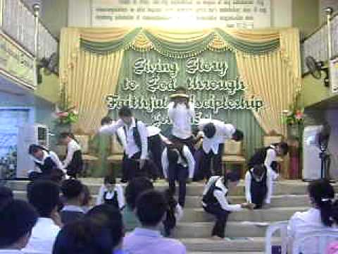 The Mission by Manila Senior Youth Dept. (PMCC 4th Watch Manila Locale)
