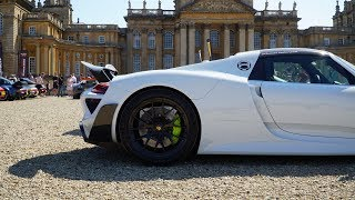 Blenheim Palace Car Show 2018 | Epic Hypercars!!