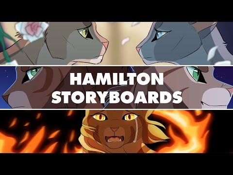 Unfinished Hamilton/Warrior Cat Storyboards