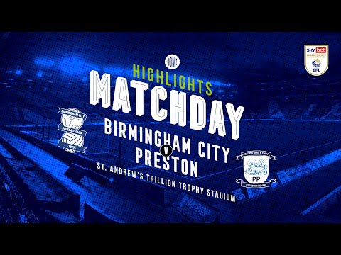 Birmingham Preston Goals And Highlights