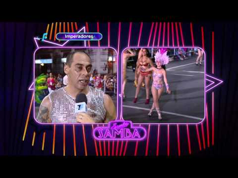 Desfile Escuela de Samba 2016 – Parte 3