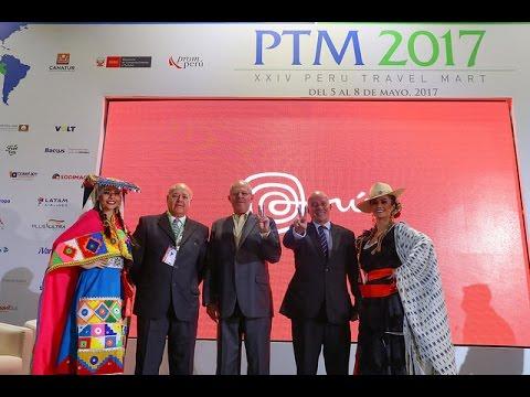 Inauguración del Peru Travel Mart 2017