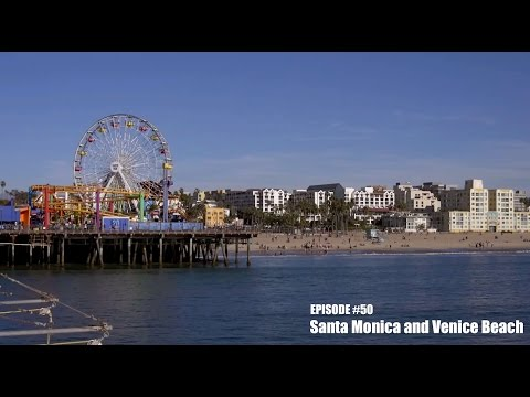 World Trip - Santa Monica and Venice beach