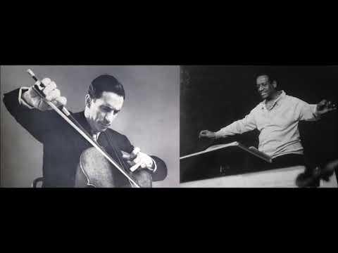 "Dvorak ""Cello Concerto"" Antonio Janigro/Dean Dixon"