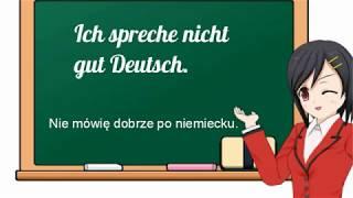 Niemiecki dla opiekunek - die Seniorenbetreuung - opieka nad seniorem