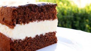 """Торт """"Птичье Молоко"""" Знаменитый Рецепт Вкус из Детства."""