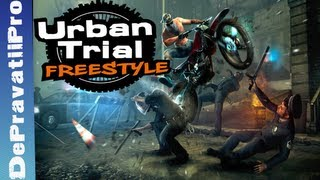 Urban Trial Freestyle Gameplay Let