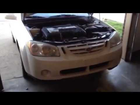 How to change a windshield washer pump - YouTube