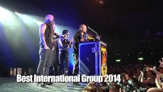 5FDP wins 2 Bandit Rock Awards - Best International Band - and Album of The Year