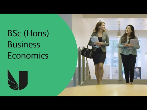 BSc (Hons) Business Economics at the University of West London