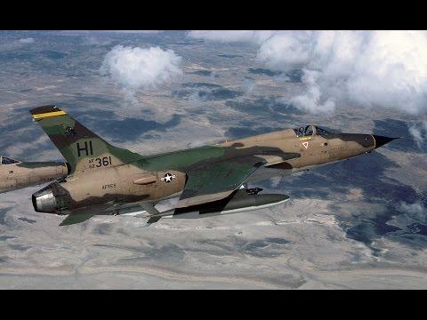 F-105 THUNDERCHIEF VIETNAM