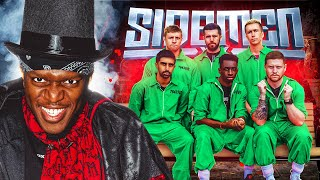 SIDEMEN HIDE & SEEK IN A DUNGEON