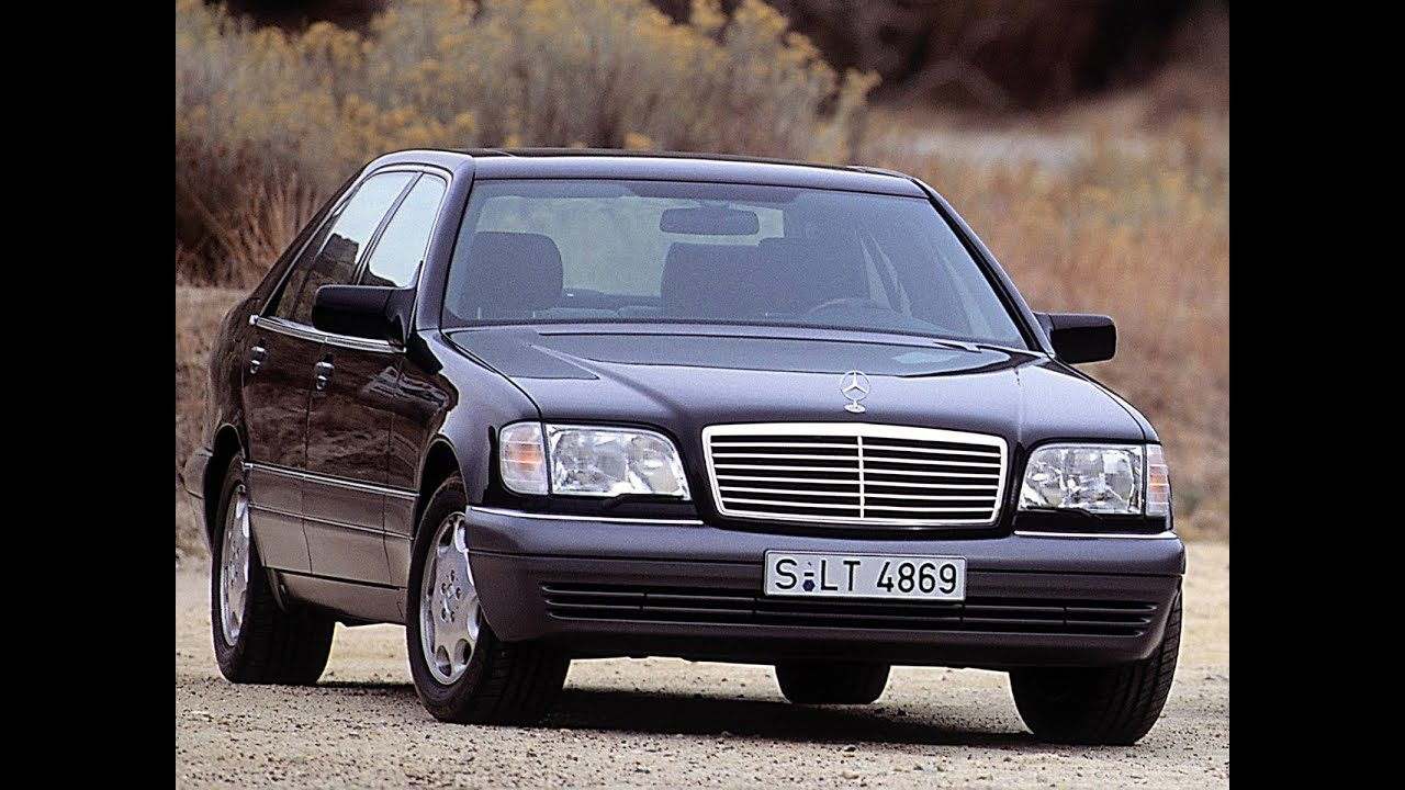 Benz s class w140 600sel or s600 m120 394 hp w140 information -  600 W140