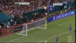 Real Madrid vs Chelsea 3-1 All Goals & Highlights 08/08/2013 [HD]