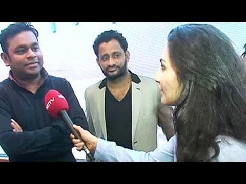 AR Rahman teams with Resul Pookutty after six years
