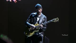 """U2 """"In God's Country"""" FANTASTIC VERSION / Firstenergy Stadium, Cleveland / July 1st, 2017"""