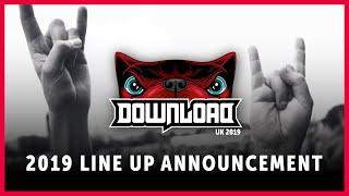 Download Festival 2019 Line Up Announcement thumbnail