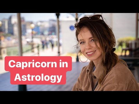 Capricorn in Astrology: What are Capricorns like?