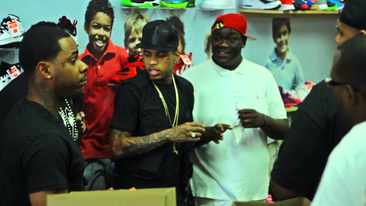 Reebok classic kid ink meet greet at active athlete houston tx reebok classic kid ink meet greet at active athlete houston tx youtube m4hsunfo