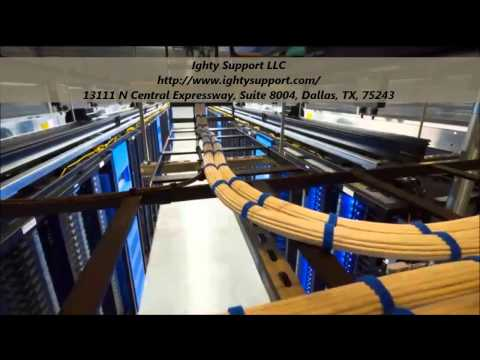 Ighty Support LLC : Internet Data Cabling in Dallas, TX