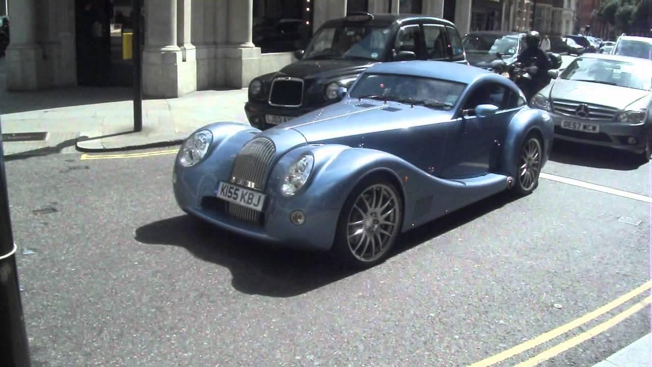 London Supercars Morgan Aero Max Youtube