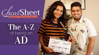 What Does An Assistant Director Do? | Varun Khettry | Udaan, Kai Po Che, Rock On!! | Cheat Sheet