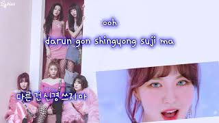 Gambar cover Red Velvet (레드벨벳) - Bad Boy (Karaoke/Instrumental)