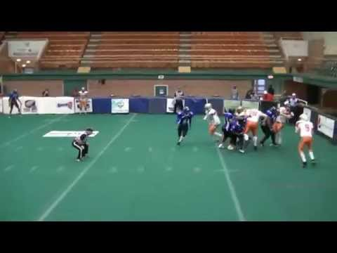 Detroit Thunder -v- Michigan Renegades 2012 (HIGHLIGHT)