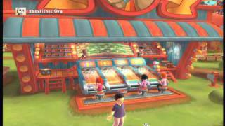 Whirlygig Way - Carnival Games Monkey See Monkey Do - Xbox Fitness