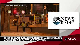 Ariana Grande concert explosion in Manchester England | 19 dead in attack BREAKING