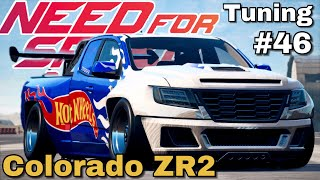 Need for Speed Payback - Tuning #046 Chevrolet Colorado ZR2 HOT WHEELS