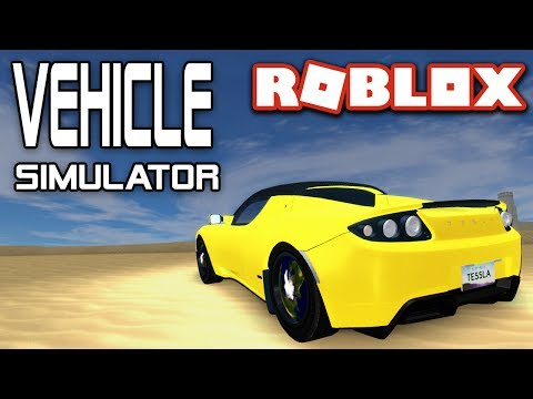 FASTEST 0-60 CAR in Vehicle Simulator!? | Roblox