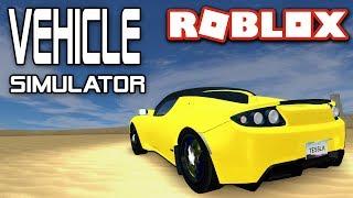 FASTEST 0-60 CAR in Vehicle Simulator!? | Roblox