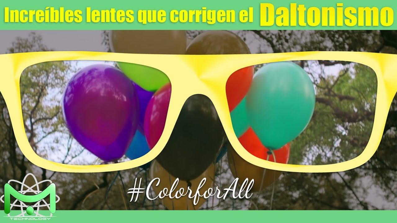 6ab216cf8c Gafas #EnChroma: ¿Cómo funcionan los lentes que corrigen del daltonismo? |  MTech °2
