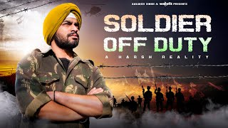 A SOLDIER OFF DUTY | फ़ौजी की कहानी | Republic Day Special | Awanish Singh