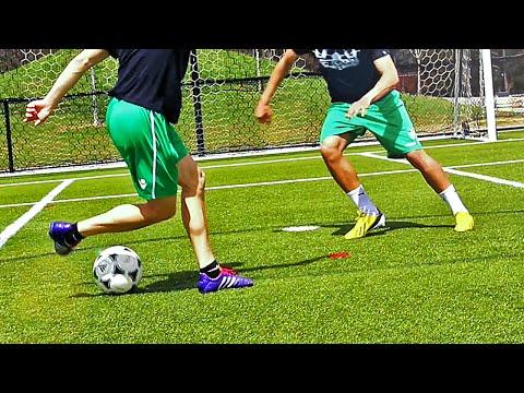 How To Humiliate Your Opponent with Nutmeg & Panna Skills like CR7/Neymar/Séan Garnier