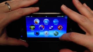PlayStation Vita Unboxing and Setup