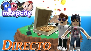 DIRECT WITH SULIIN18YT IN ROBLOX - NATURAL DISASTERS AND MEEPCITY