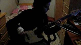 Apapaia litfiba basscover by Flokkia
