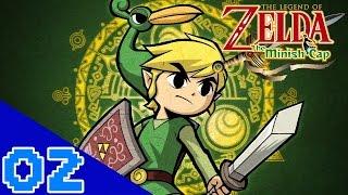 Zelda : The minish Cap ITA [02] - Primo Dungeon : Il Tempietto della Foresta