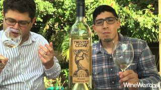 2013 Twisted Cedar Moscato Sweet Fun White Wine - 30 Second Wine Reviews