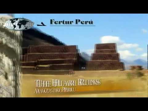 Wari/Huari ruins - Archaeological Places in Ayacucho