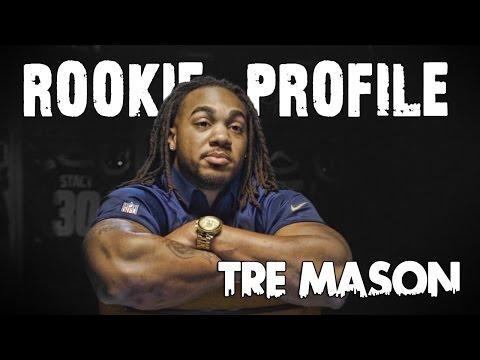 Tre Mason St. Louis Rams Rookie Profile