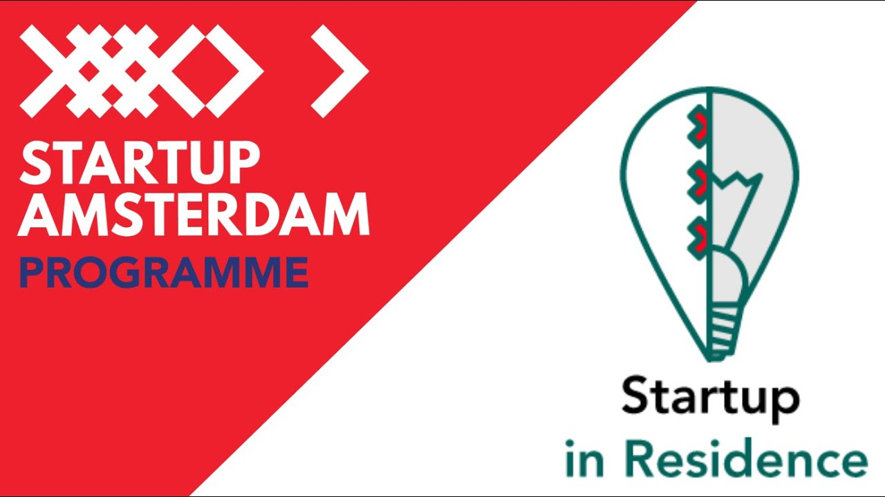 Amsterdam Startup In Residence