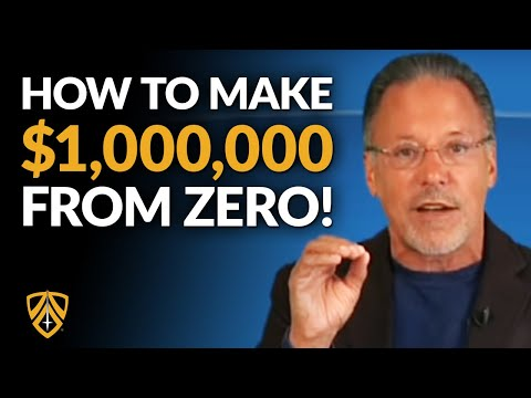 Jay Abraham and Making a million dollars with no capital, business or inventory