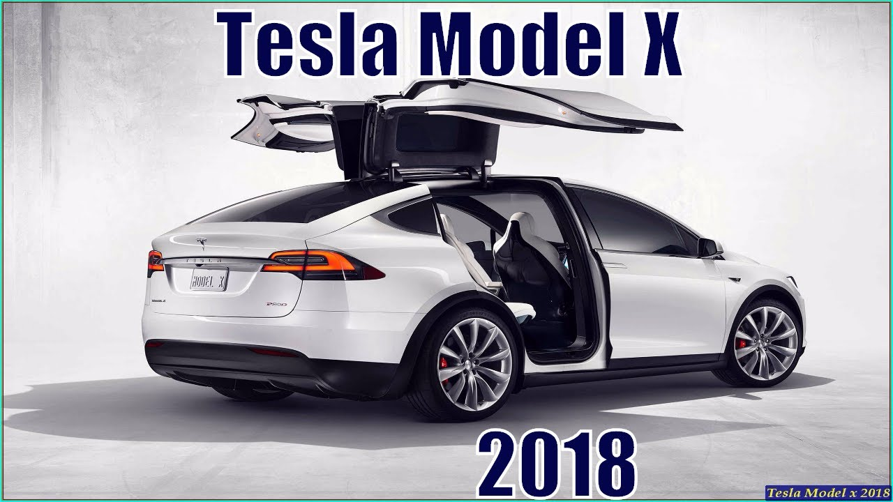 Tesla Model X 2018 2018 Tesla Model X P100d Autopilot Interior And